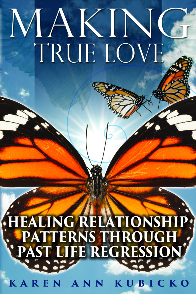Making true love book cover