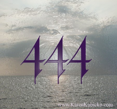444 - Angels are all around you