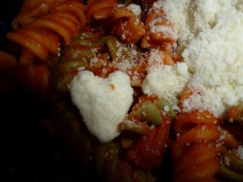 Loving my pasta.